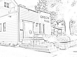 Coccia House